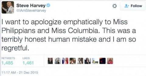 steve-harvey-tweet-480x251 ミスユニバース2015世界大会結果誤発表から学ぶ難しい英語
